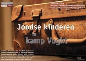 lesdoos Joodse kinderen in kamp Vught